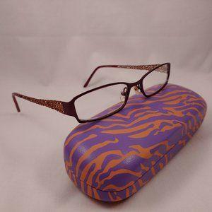 THALIA Eyeglass ROCIO Purple Copper Metal Frames